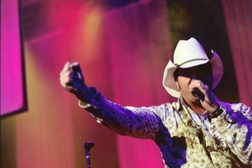 Buck McCoy at New Music Awards